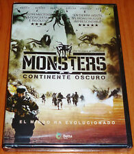 MONSTERS Continente oscuro / Monsters 2 Dark Continent - English Español DVD R2