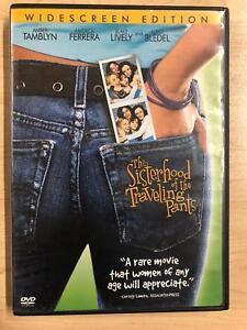The Sisterhood of the Traveling Pants (DVD, Widescreen, 2005) - E1007