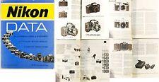 Nikon Vintage Camera Parts & Accessories
