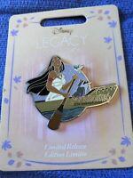 POCAHONTAS MEEKO Disney Pin 25th ANNIVERSARY LR LEGACY  NEW on card