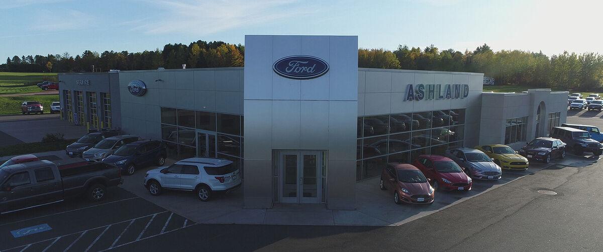 Ashland Ford Chrysler