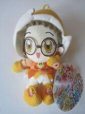 "UFO Catcher Ojamajo Doremi Hazuki 7"" Plush Doll Plushie Figure w Tag Banpresto"
