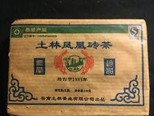 2010 Wuliangshan Puerh Tee 100g