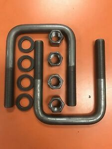 Dayton U-Bolt 361-161 Ford/Freightliner/Peterbilt Square Top 03-01661 03-05915