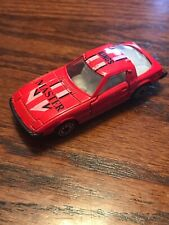 Mazda Savanna RX-7 Red Diecast Model Toy Car King's Master Vintage 80's Rare