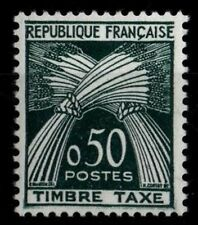 TIMBRE TAXE Agricole 0,50 f, Neuf ** = Cote 15 € / Lot Timbre France 93