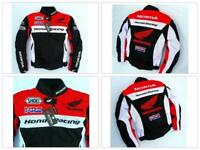 New HONDA HRC jacket motorcycle warm jacket riding cycling windproof off-road S-