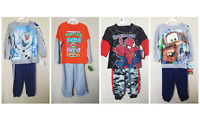 *NWT- BABY TODDLER BOY'S 2-PC OUTFIT SET - DISNEY, MARVEL, NICKELODEON