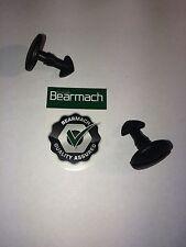 BEARMACH  REAR BUMPER TOWBAR ELECTRICS COVER CLIPS X2 DYR500010