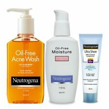 Neutrogena Acne Prone Skin Care Kit (Combo Of 3)