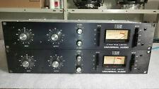 2x Universal Audio 1176LN (Rev. G) UREI Blackface Kompressor Compressor/Limiter