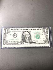 1977 $1 Frn *Star Note-Moderate Cutting Error-L@K!