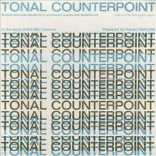 TONAL COUNTERPOINT: IN THE STYLE OF THE 18TH CENTURY PREPARED BY VACLAV NELHYBEL