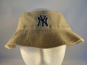 MLB New York Yankees Vintage Crownless Bucket Hat