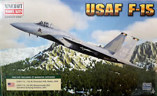 1/144 Scale Minicraft Models 'USAF F-15' Kit #14630