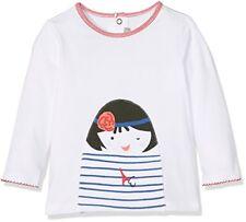 T-shirts et débardeurs blancs Catimini pour garçon de 0 à 24 mois