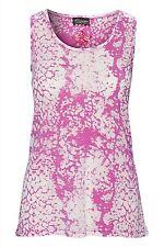Ärmellose Damenblusen,-Tops & -Shirts im Trägertops-Stil mit Baumwollmischung für Freizeit