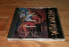 The Music of Puerto Vallarta Squeeze by Willie & Lobo CD Boogie Salome Refrus