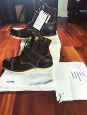Visvim Brown Folk boots