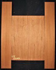 Guitar Luthier Tonewood Figured EBIARA Acoustic backs sides SET back and sides