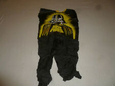 VINTAGE STAR WARS ESB DARTH VADER COSTUME ONLY 1977 BEN COOPER HALLOWEEN LFL
