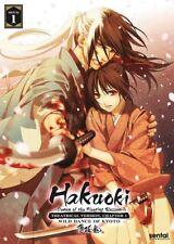 Hakuoki 1 [New DVD] Anamorphic, Subtitled