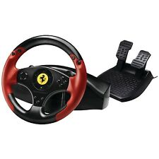Thrustmaster VG Ferrari Racing Wheel - Red Legend Edition - PlayStation 3