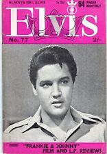 ELVIS 77 ANNEE 1966 (EN ANGLAIS) MYTHIQUE TRES RARE SUPERBES PHOTOS TBE