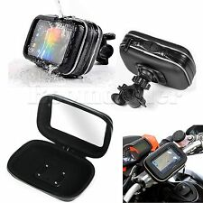 "Bike/Motorbike Handlebar Mount & GPS Case Cover for 5"" Garmin Nuvi GPS Navigator"