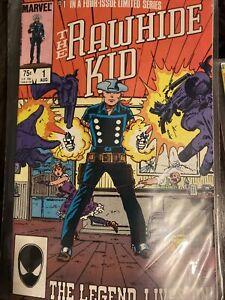 Rawhide Kid #1 (1985) Marvel