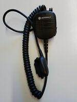 Original Motorola Heavy Duty Remote Speaker Microphone NNTN5208C State Police