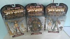 McFarlane Toys Spawn Action Figures Lot Of 3 The Dark Ages Series 11