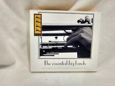 Rare The Essential Big Bands Glenn Miller Benny Goodman Louis Armstrong   cd5261