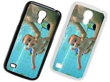 Individuelle Silikon Hülle für Samsung Galaxy S4 Mini personalisiert Cover Bild