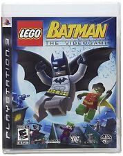 LEGO Batman - Playstation 3 NEW