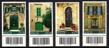 Malta 2020 Old Residential Houses - Series II Unmounted Mint