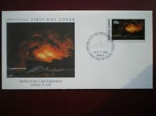 MARSHALL ISLAND WWII 1942 1 COVER BATTLE OF CAPE ESPERANCE