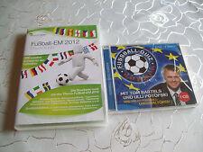 CD Fußball-Quiz Europa  /  Fußball-EM 2012 Druck Studio