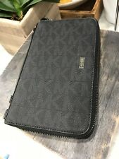Michael Kors Jet Set Mens / Unisex Money Bag Travel / Organizer Wallet Wristlet