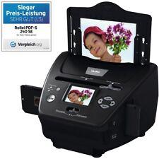 Rollei PDF-S 240 SE - Multiscanner für Fotos, Dias und Negative, sekundenschnell