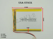 3.7V 2000mAh LiPo Lithium Polymer Rechargeable Battery (USA STOCK)