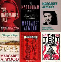 Margaret Atwood Kit - Handmaid's Tale + Poems  50+ Kit [P.D.F - Eb00k] Premium