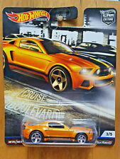 Hot Wheels Car Culture 2019 Cruise Boulevard Set of 5 Some Card Wear