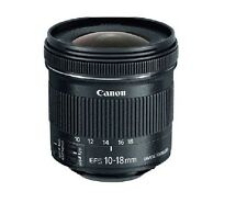 Canon EF-S 10-18mm f/4.5-5.6 IS STM  Zoom Lens  *Free 2 Day Shipping*