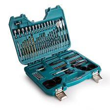 Makita 100 Pièce Outil Électrique commerce Kit d'accessoires pour perceuse embouts de Tournevis P-90249