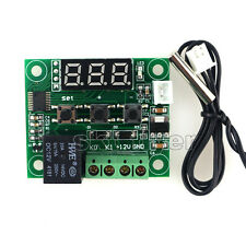 1pcs Blue LED Temperature Controllers Switch Thermostat Sensor Module