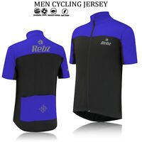 Mens Cycling Shirt Bicycle Sleeveless Outdoor Sports Bike Riding Jersey S to XXL