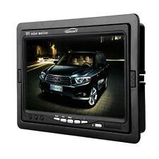 """7"""" TFT LCD Coche DVD CCTV Pantalla Monitor en Color Pa Cámara de Marcha Atrás"""
