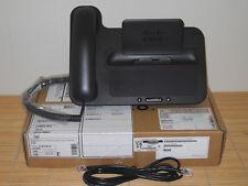 NEU Cisco CIUS-MS-H-S Cius HD Media Station Slim Handset NEW OPEN BOX