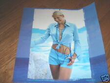 Anna Kournikova Signed Autographed Sexy 12x12 Photo #1